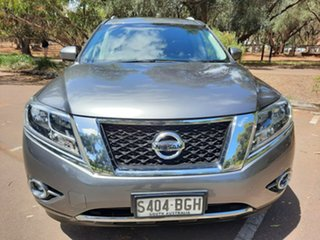 2015 Nissan Pathfinder R52 MY15 Ti X-tronic 2WD Grey 1 Speed Constant Variable Wagon.