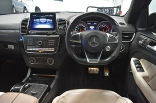 2016 Mercedes-AMG GLE63 S 166 MY17 4Matic Midnight Blue 7 Speed Automatic G-Tronic Wagon.