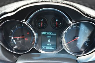 2013 Holden Cruze JH Series II MY14 SRi-V Silver 6 Speed Sports Automatic Hatchback