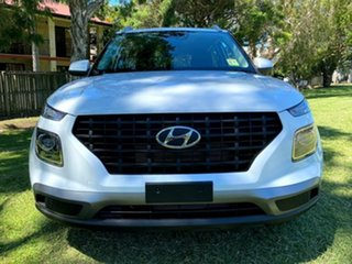2020 Hyundai Venue QX.V3 MY21 Polar White 6 Speed Automatic Wagon.