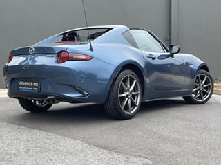 2020 Mazda MX-5 ND GT RF SKYACTIV-Drive Eternal Blue 6 Speed Sports Automatic Targa
