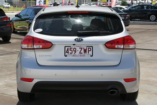 2018 Kia Cerato YD MY18 Sport Silver 6 Speed Sports Automatic Hatchback
