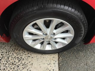 2012 Toyota Camry ASV50R Altise Red 6 Speed Automatic Sedan