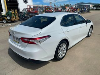 2019 Toyota Camry ASV70R Ascent White/260319 6 Speed Sports Automatic Sedan.