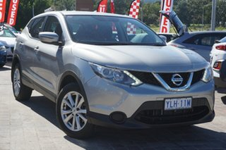 2016 Nissan Qashqai J11 ST Platinum 1 Speed Constant Variable Wagon