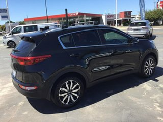 2018 Kia Sportage QL MY18 Si 2WD Premium Black 6 Speed Sports Automatic Wagon