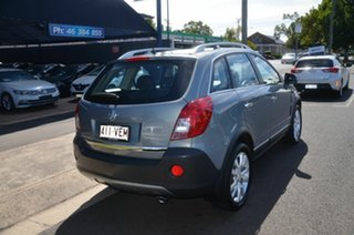 2014 Holden Captiva CG MY14 5 LTZ (FWD) Silver 6 Speed Automatic Wagon.