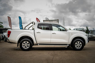 2015 Nissan Navara NP300 D23 ST (4x4) Polar White 7 Speed Automatic Dual Cab Utility.