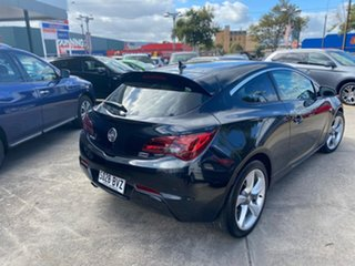 2015 Holden Astra PJ MY15.5 GTC Sport Black 6 Speed Automatic Hatchback