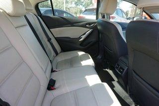 2013 Mazda 6 GJ1021 Atenza SKYACTIV-Drive Red 6 Speed Sports Automatic Sedan