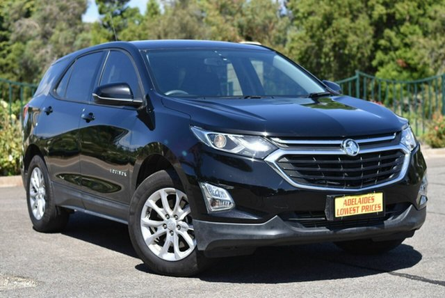 Used Holden Equinox EQ MY18 LS FWD Enfield, 2017 Holden Equinox EQ MY18 LS FWD Black 6 Speed Manual Wagon