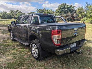 2019 Ford Ranger XLT Grey 6 Speed Manual Dual Cab