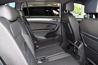 2020 Volkswagen Tiguan 5N MY21 140TDI Highline DSG 4MOTION Allspace Pure White 7 Speed