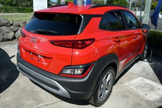 2020 Hyundai Kona Os.v4 MY21 Active 2WD Ignite Flame 8 Speed Constant Variable Wagon.