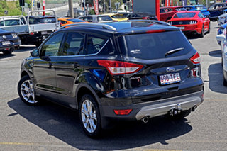 2013 Ford Kuga TF Trend PwrShift AWD Black 6 Speed Sports Automatic Dual Clutch Wagon.
