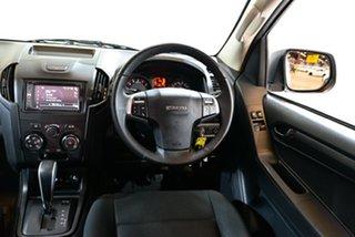 2016 Isuzu D-MAX MY15.5 SX Space Cab 4x2 High Ride White 5 Speed Sports Automatic Utility