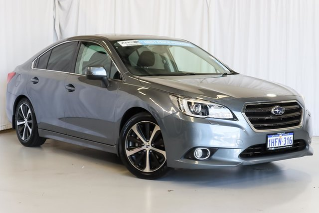 Used Subaru Liberty B6 MY15 2.5i CVT AWD Premium Wangara, 2015 Subaru Liberty B6 MY15 2.5i CVT AWD Premium Grey 6 Speed Constant Variable Sedan