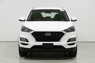2019 Hyundai Tucson TL3 MY19 Active X (FWD) White 6 Speed Automatic Wagon.