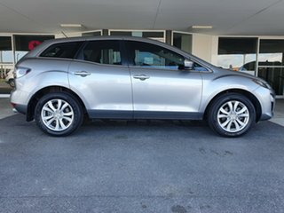 2011 Mazda CX-7 ER10A2 Sports Silver 6 Speed Manual Wagon