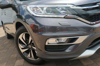 2016 Honda CR-V RM Series II MY17 VTi-L 4WD Modern Steel 5 Speed Sports Automatic SUV.