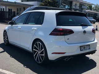 2019 Volkswagen Golf 7.5 MY20 R DSG 4MOTION White 7 Speed Sports Automatic Dual Clutch Hatchback