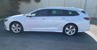 2018 Holden Commodore ZB MY18 RS-V Sportwagon AWD Abalone White 9 Speed Sports Automatic Wagon