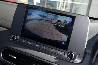 2020 Hyundai Kona 0S.V4 MY21 (FWD) Surfy Blue Continuous Variable Wagon