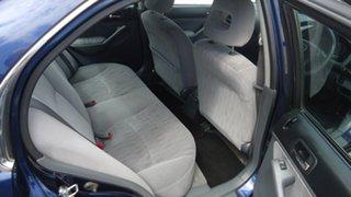 2005 Honda Civic 7th Gen MY2004 GLi Blue 4 Speed Automatic Sedan