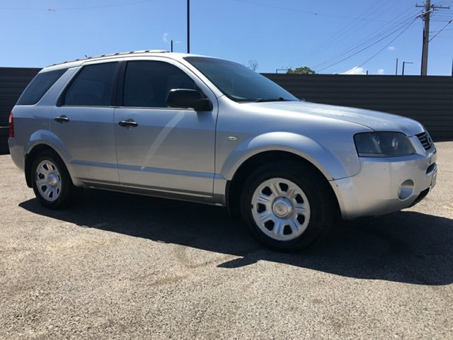 Used Ford Territory SX TX Blair Athol, 2005 Ford Territory SX TX 4 Speed Sports Automatic Wagon