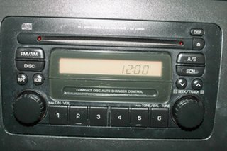 2012 Suzuki Jimny SN413 T6 Sierra Silver 4 Speed Automatic Hardtop