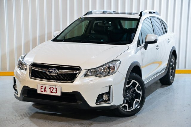 Used Subaru XV G4X MY16 2.0i-S Lineartronic AWD Hendra, 2016 Subaru XV G4X MY16 2.0i-S Lineartronic AWD White 6 Speed Constant Variable Wagon