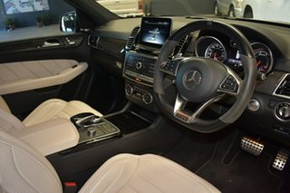 2016 Mercedes-AMG GLE63 S 166 MY17 4Matic Midnight Blue 7 Speed Automatic G-Tronic Wagon