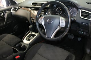 2016 Nissan Qashqai J11 TS Grey Continuous Variable Wagon