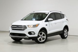 2017 Ford Escape ZG Trend (AWD) White 6 Speed Automatic SUV.