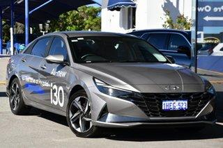 2020 Hyundai i30 CN7.V1 MY21 Active Fluid Metal 6 Speed Sports Automatic Sedan.