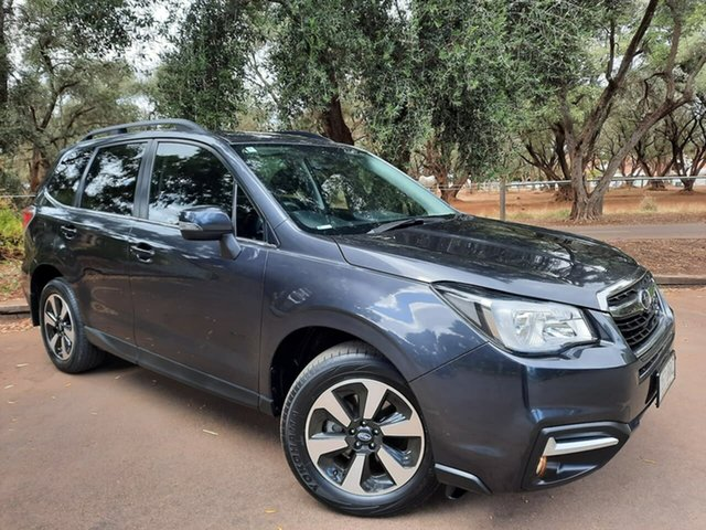 Used Subaru Forester S4 MY17 2.5i-L CVT AWD Adelaide, 2017 Subaru Forester S4 MY17 2.5i-L CVT AWD Grey 6 Speed Constant Variable Wagon