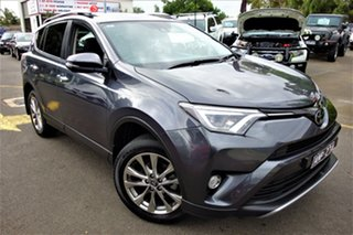 2017 Toyota RAV4 ASA44R Cruiser AWD Grey 6 Speed Sports Automatic Wagon.