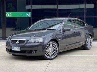 2008 Holden Calais VE MY08.5 Grey 5 Speed Sports Automatic Sedan.
