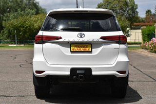 2016 Toyota Fortuner GUN156R GX White 6 Speed Automatic Wagon