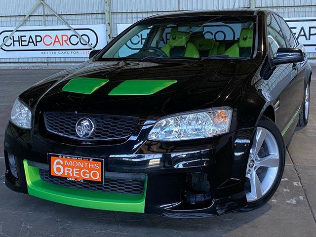 Used Holden Commodore VE II MY12.5 Omega Rocklea, 2012 Holden Commodore VE II MY12.5 Omega Black 6 Speed Sports Automatic Sedan
