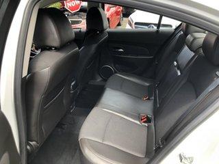 2012 Holden Cruze JH Series II MY12 SRi White 6 Speed Manual Sedan