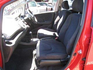 2012 Honda Jazz GE MY12 VTi-S Red 5 Speed Automatic Hatchback