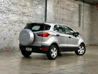 2016 Ford Ecosport BK Ambiente PwrShift Silver 6 Speed Sports Automatic Dual Clutch Wagon