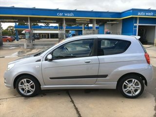 2010 Holden Barina TK MY10 Silver 5 Speed Manual Hatchback