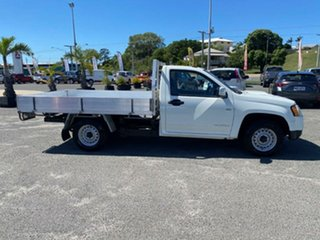 2010 Holden Colorado RC MY10 LX 4x2 White 5 Speed Manual Cab Chassis