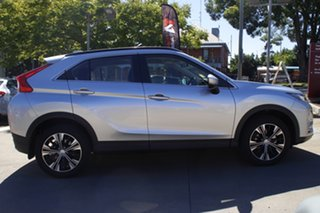 2020 Mitsubishi Eclipse Cross YA MY20 ES 2WD Sterling Silver 8 Speed Constant Variable Wagon