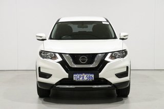2018 Nissan X-Trail T32 Series 2 ST 7 Seat (2WD) White Continuous Variable Wagon.
