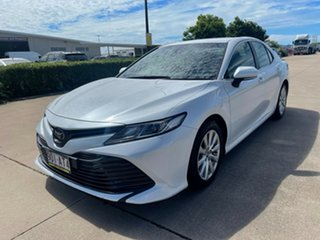 2019 Toyota Camry ASV70R Ascent White/260319 6 Speed Sports Automatic Sedan