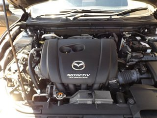 2014 Mazda 3 BM5478 Maxx SKYACTIV-Drive Meteor Grey 6 Speed Sports Automatic Hatchback