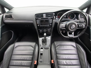 2016 Volkswagen Golf AU MY16 110 TSI Highline White 7 Speed Auto Direct Shift Hatchback